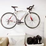 これはオシャレな自転車スタンド!!