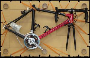 bike-sand 固定状態1