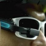 HUD技術で自転車ナビを表示、Garminの「Varia Vision」