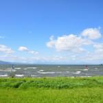 びわ湖一周サイクリングを売り込め!、滋賀県が「ビワイチ」をPR