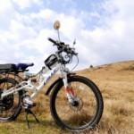 ふるさと納税で自転車 電動バイクIS009