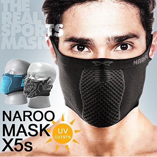 花粉対策マスク