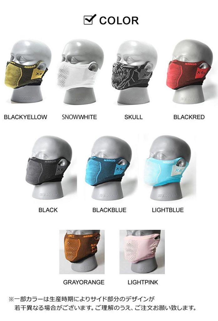 花粉対策 マスク