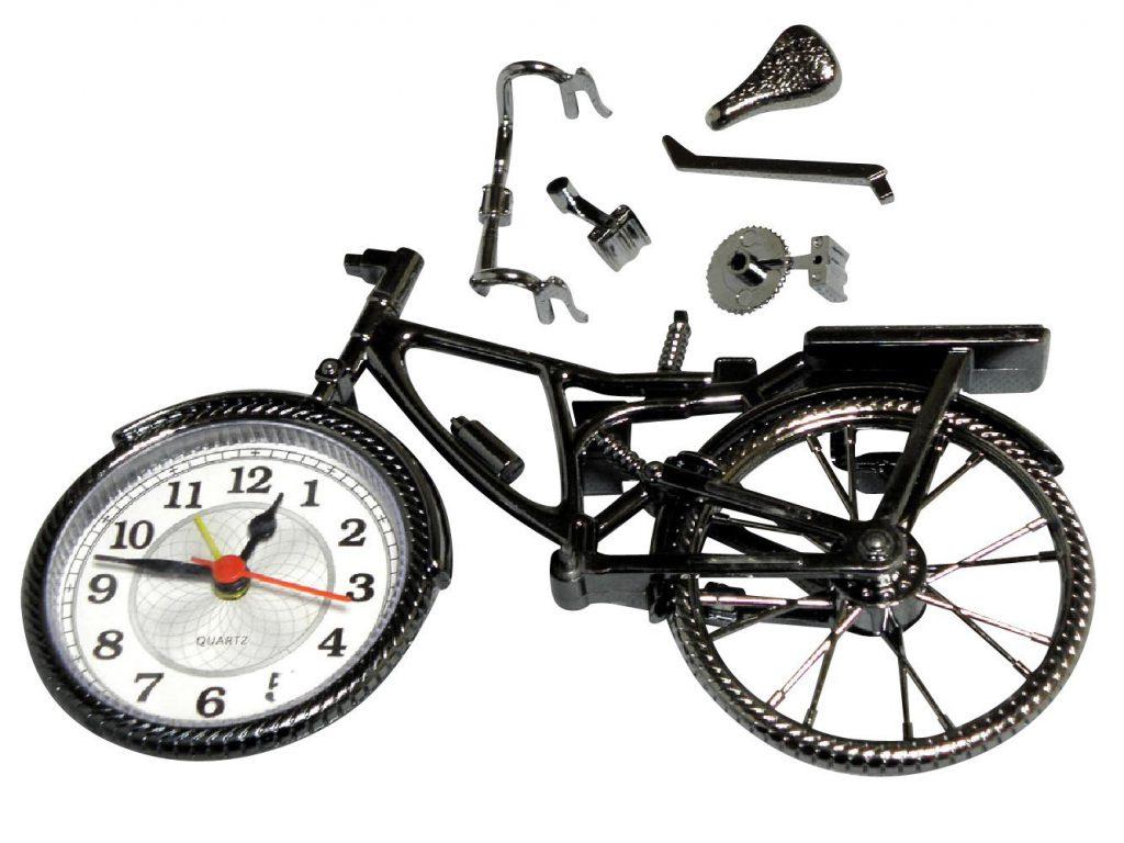 自転車 目覚まし