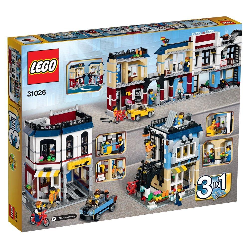自転車 レゴ