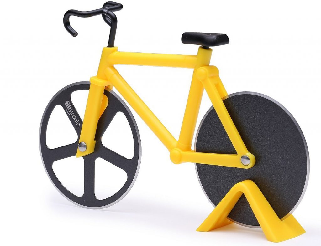 自転車 ピザカッター