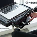 ダイエット目的にはいいかも、究極のながらエアロバイク「Fitdesk X2.0」