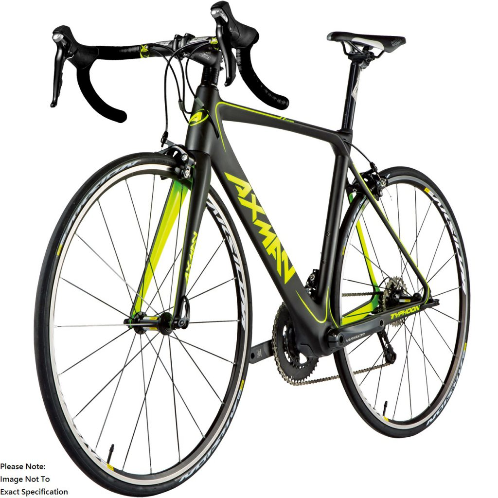 Axman Typhoon S3 Ultegra 11 Carbon Road Bike