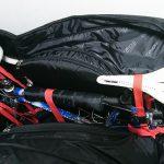 SCICONの輪行バッグ、ロードバイクのために特化した機能性に脱帽